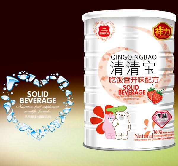 吃饭香开胃配方-清清宝(规格:8克×30包(240克))招商