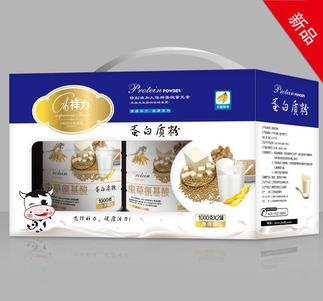 虫草氨基酸-蛋白质粉(规格:1000g每罐×2罐)招商
