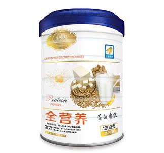 全营养-蛋白质粉(规格:1000g每罐)招商