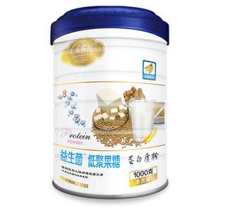 益生菌低聚果糖-蛋白质粉(规格:1000g每罐)招商