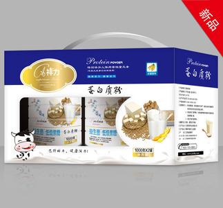 益生菌低聚果糖-蛋白质粉(规格:1000g每罐×2罐)