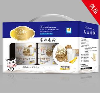 中老年高钙-蛋白质粉招商