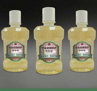 竹盐齿龈防护-含漱液(规格:200ml)招商