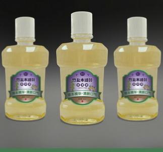 竹盐木糖醇-含漱液(规格:200ml)招商