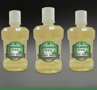 竹盐清新绿茶-含漱液招商