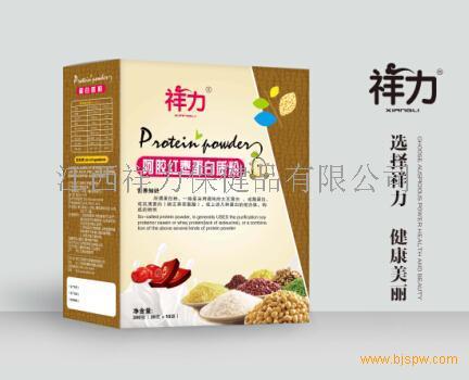 阿胶红枣保健品招商