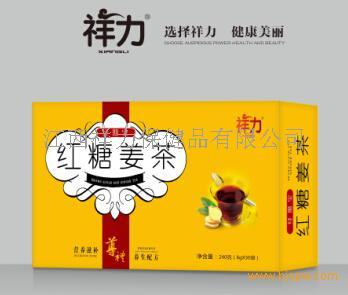 红糖姜茶保健品招商