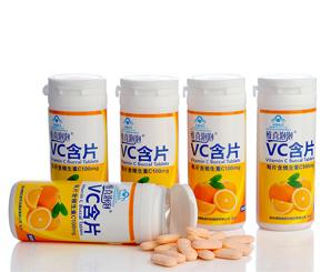 维喜泡泡维生素C含片招商