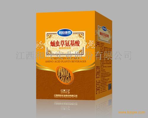 蛹虫草氨基酸口服液