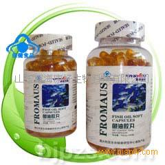 鱼 油 胶 丸---康好国际保健食品招商