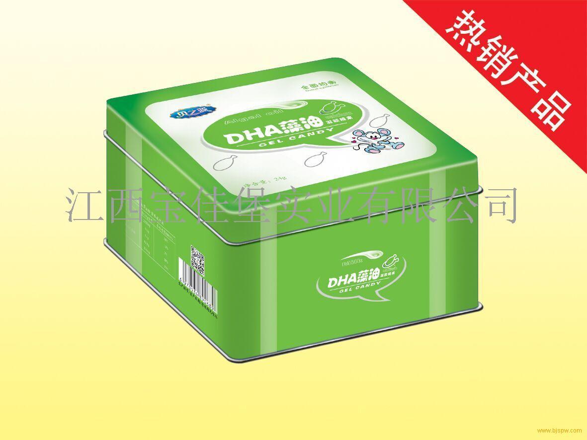 DHA藻油凝胶糖果招商