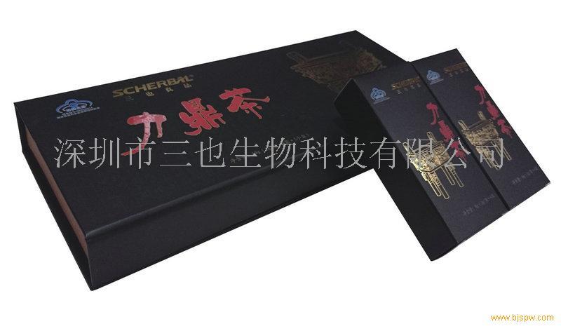 力鼎茶20袋礼盒装招商