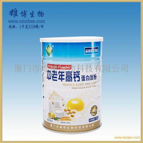 蛋白质粉 中老年高钙蛋白质粉 康乐舒