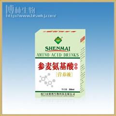 无糖生脉氨基酸饮品招商