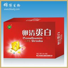 无糖型卵清蛋白饮品 礼盒招商