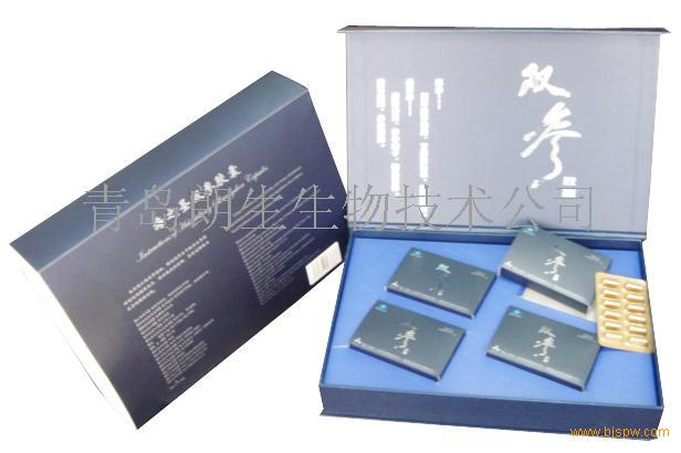 双参(海参+西洋参)胶囊-国食健字