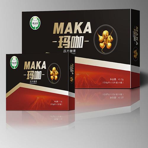 凝乐康玛咖片 MAKA