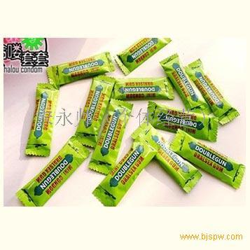 广西供应# 绿箭口香糖套# 计生用品代理