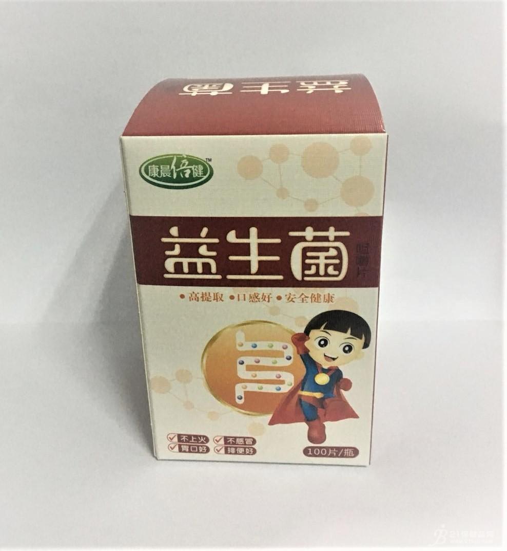 益生菌咀嚼片