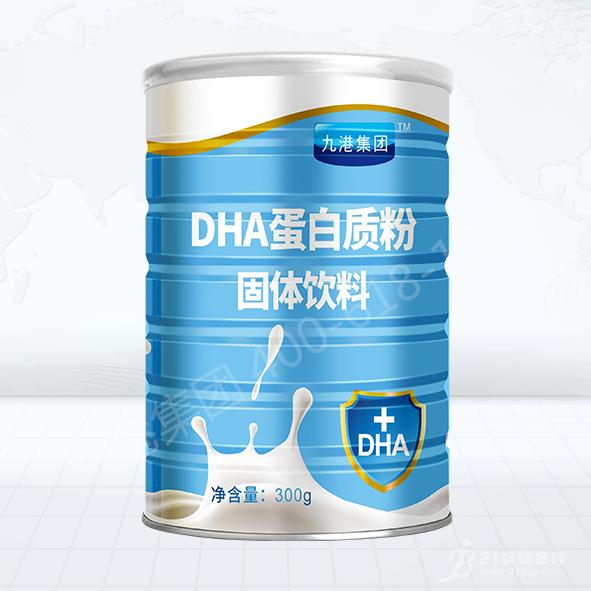 九港集团DHA蛋白粉300克招商