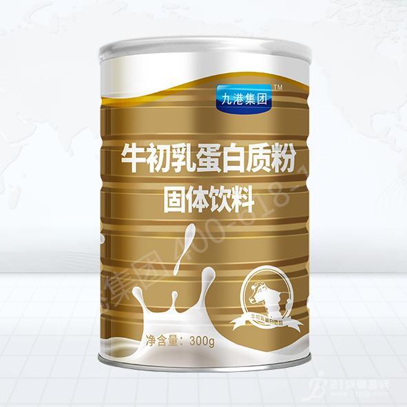 九港集团牛初乳蛋白粉300克招商