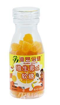 维生素C软糖(鲜橙味)招商