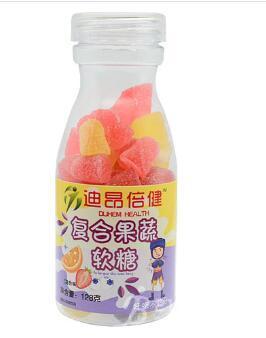 复合果蔬软糖(混合味)招商