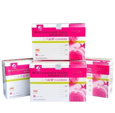 供应三八妇乐妇洁抑菌凝胶订购要花多少钱3盒