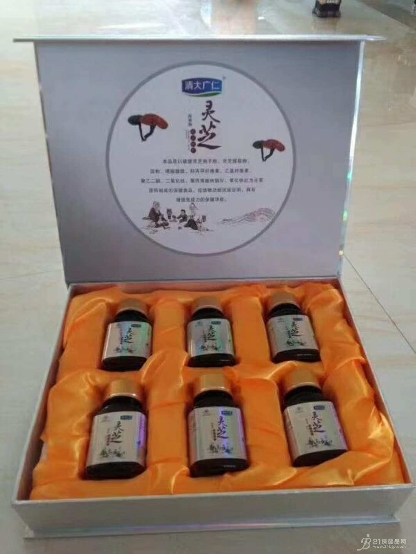 灵芝袍子粉片(礼盒)