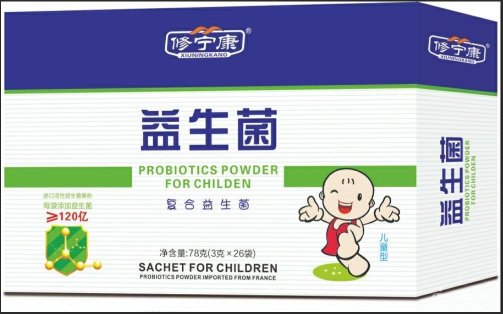 复合益生菌(3g*26袋)招商