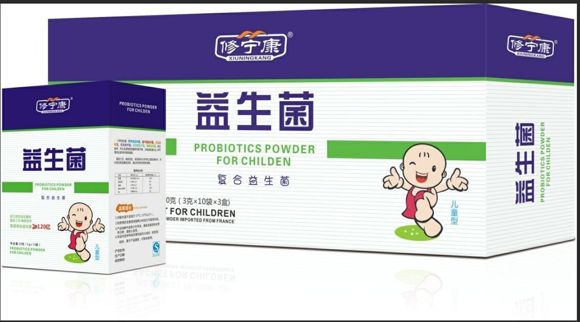 复合益生菌(3g*30袋)招商