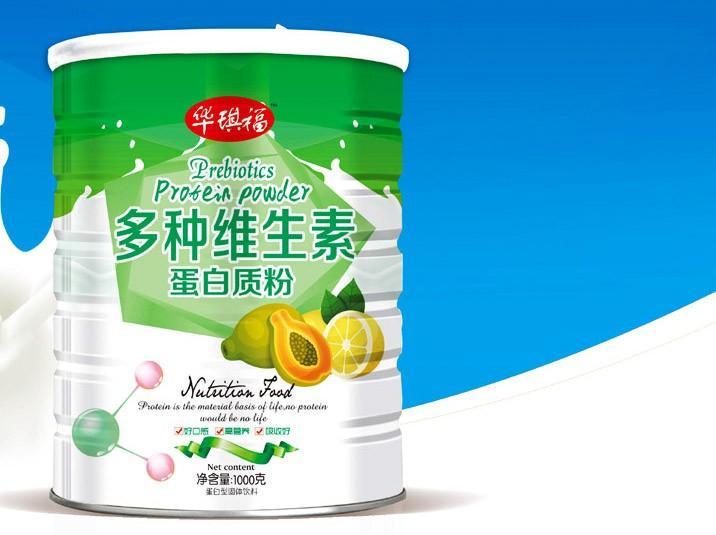 多种维生素蛋白质粉1000克装招商