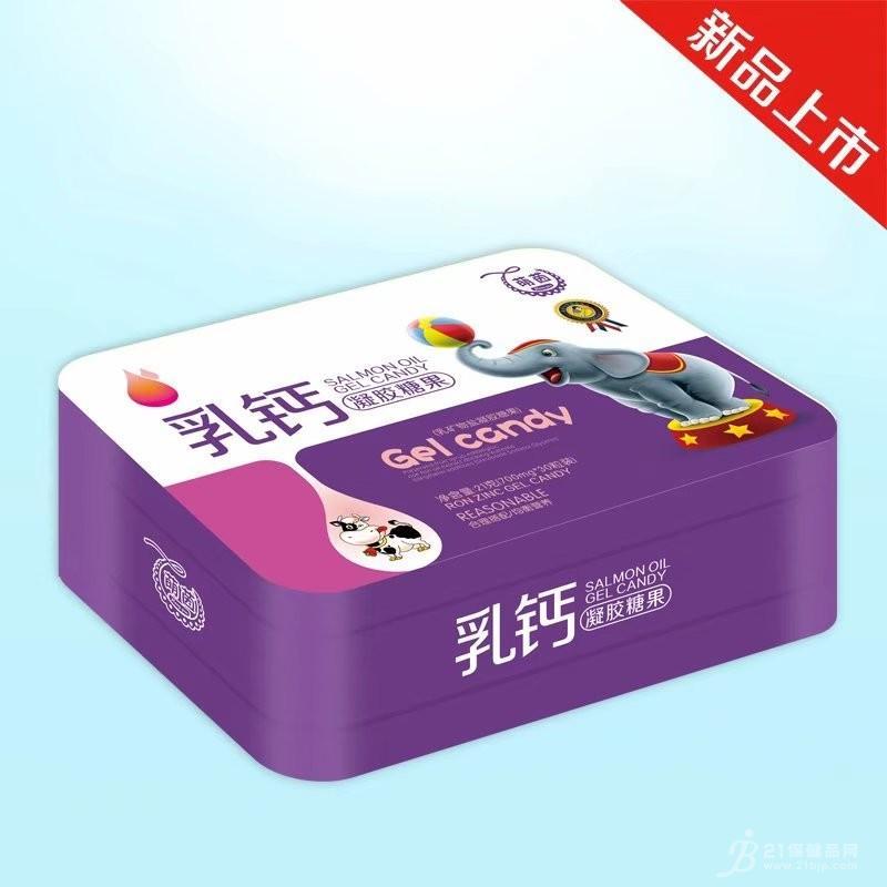乳钙凝胶糖果招商