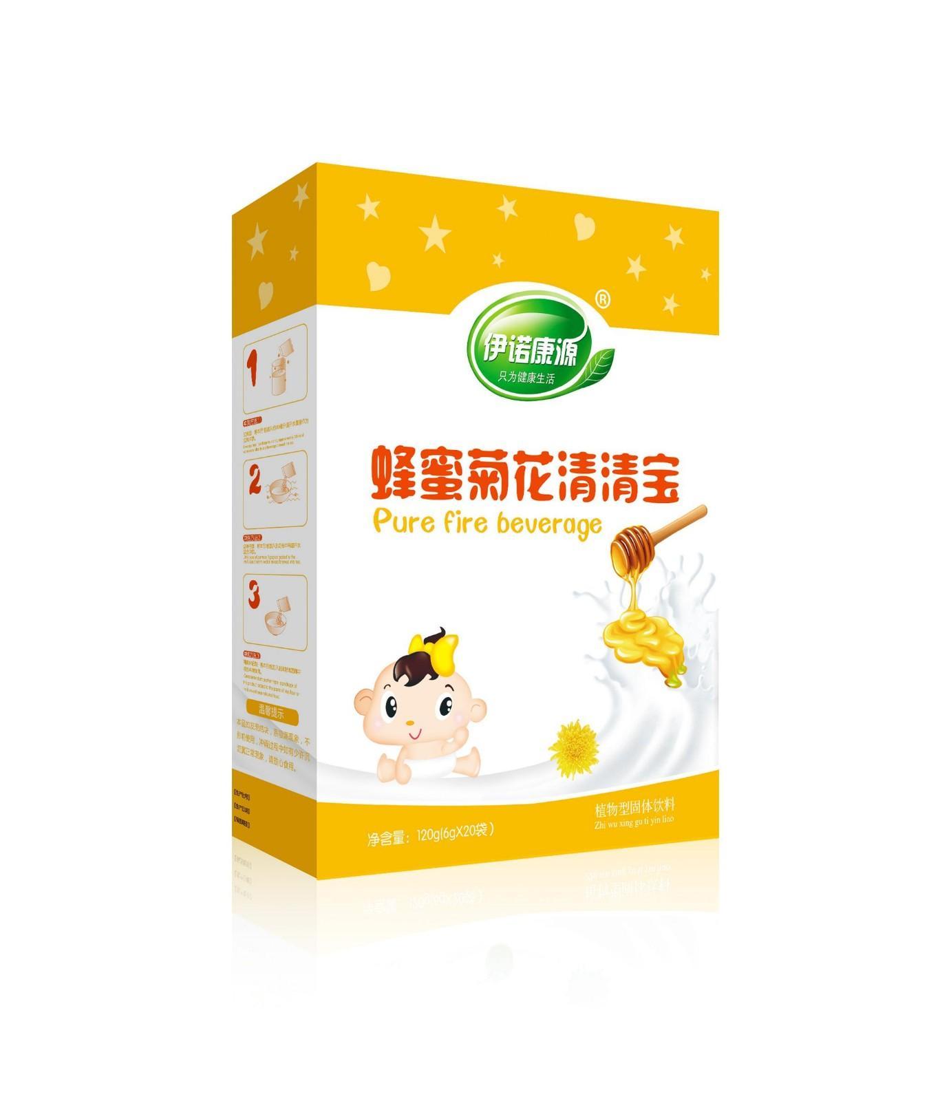 蜂蜜菊花伊诺康源清清宝招商
