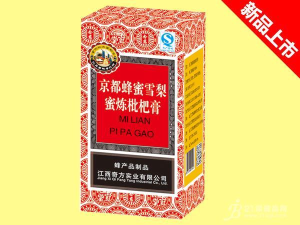 京都蜂蜜雪梨-蜜炼枇杷膏150mlX80瓶