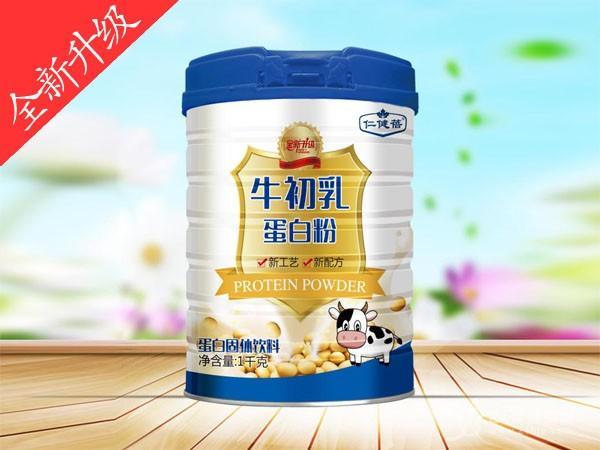 牛初乳蛋白粉招商