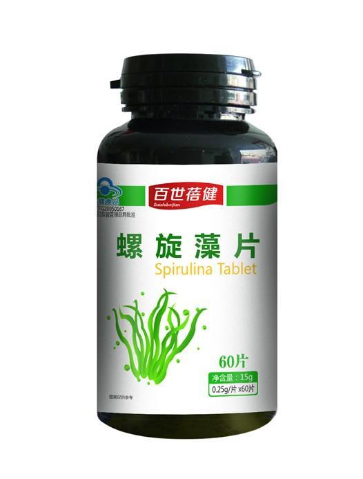 螺旋藻片单品招商