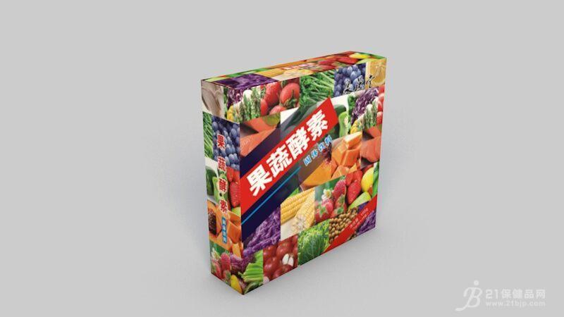 果蔬酵素固体饮料招商