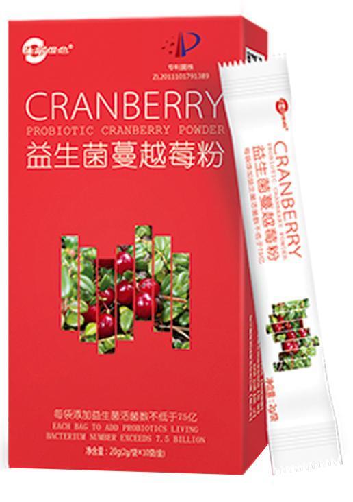 益生菌蔓越莓粉