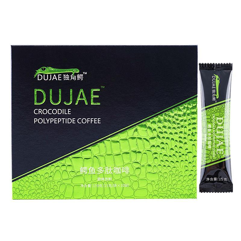 鳄鱼多肽咖啡