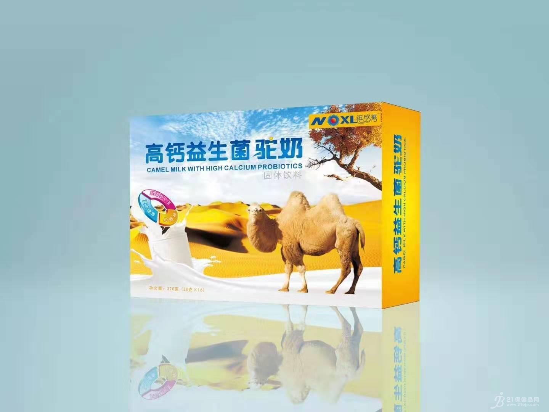 驼奶-高钙益生菌驼奶