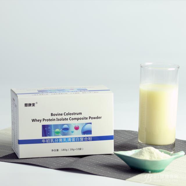 愈康来牌牛初乳分离乳清蛋白复合粉